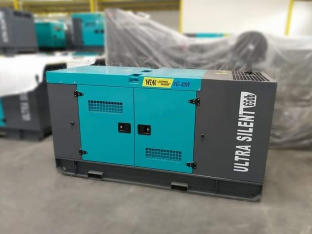 Generator Set Yanmar