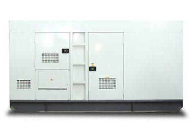 Genset Perkins 20 kVA Dengan Bahan Bakar Solar